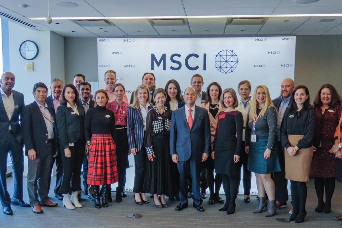 MSCI company profile