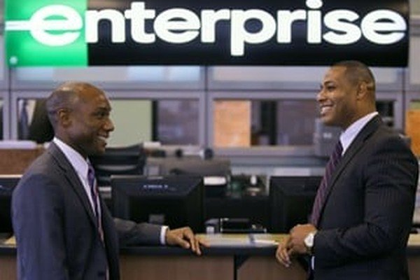 Working at Enterprise Holdings