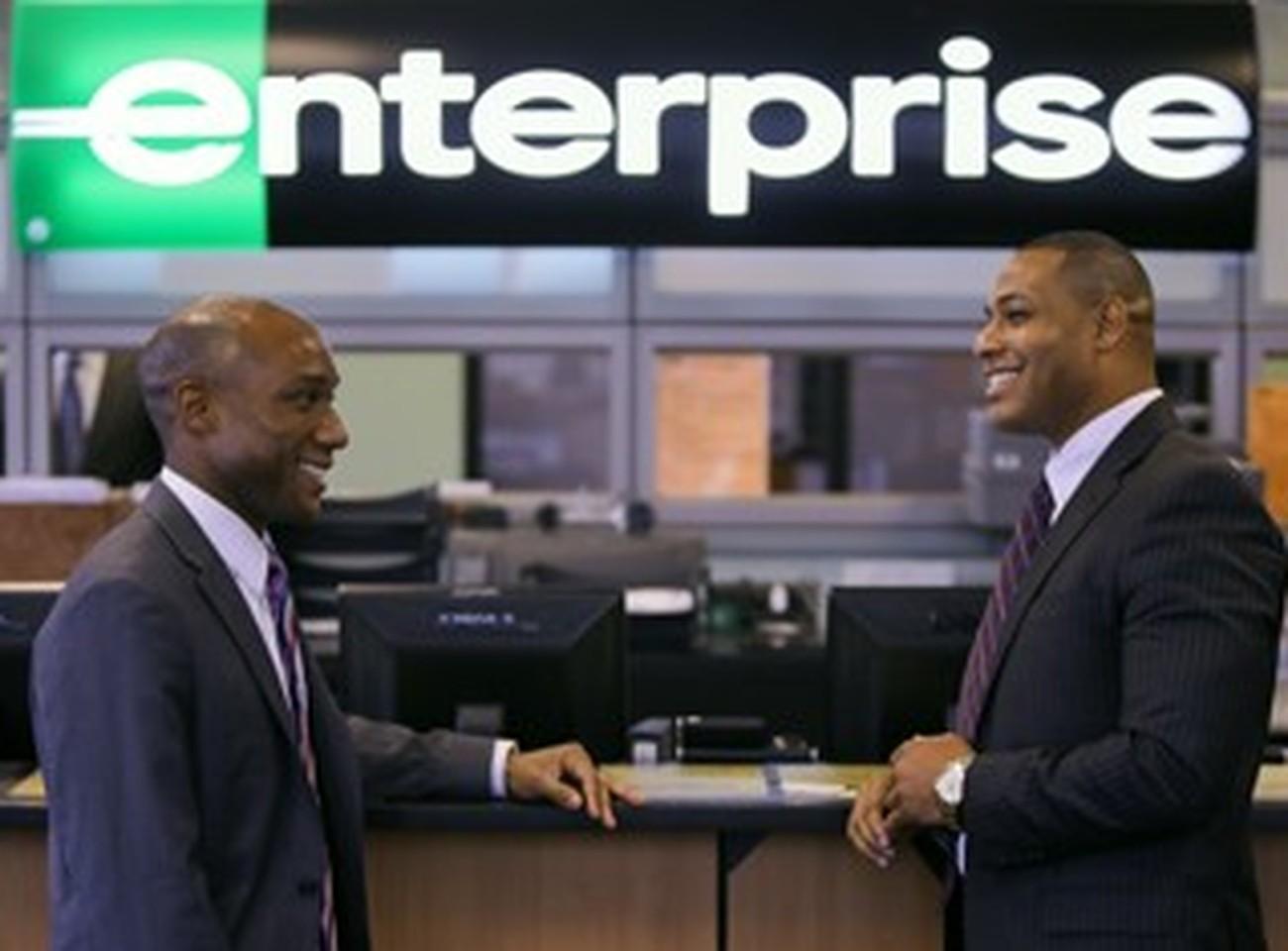 Enterprise Rent A Car Mo Offices