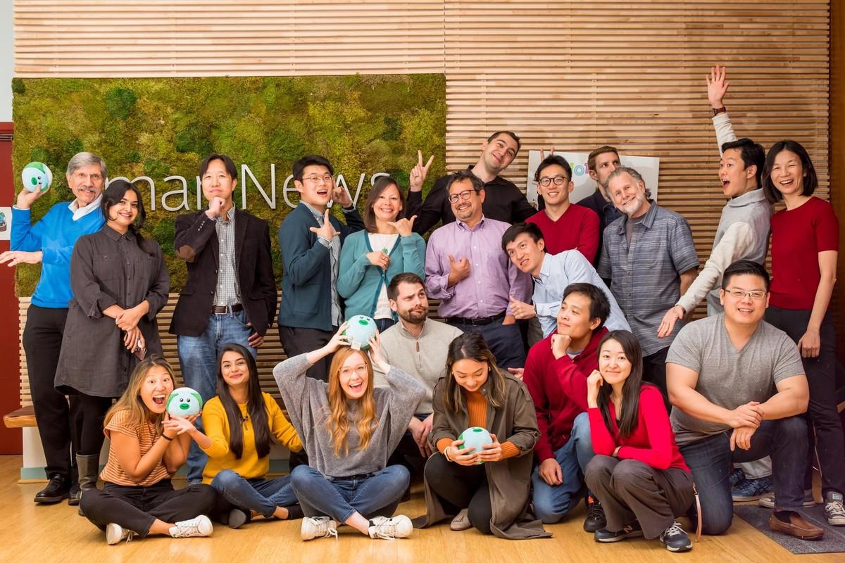 SmartNews company profile
