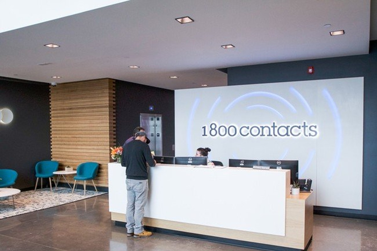 1-800 Contacts company profile