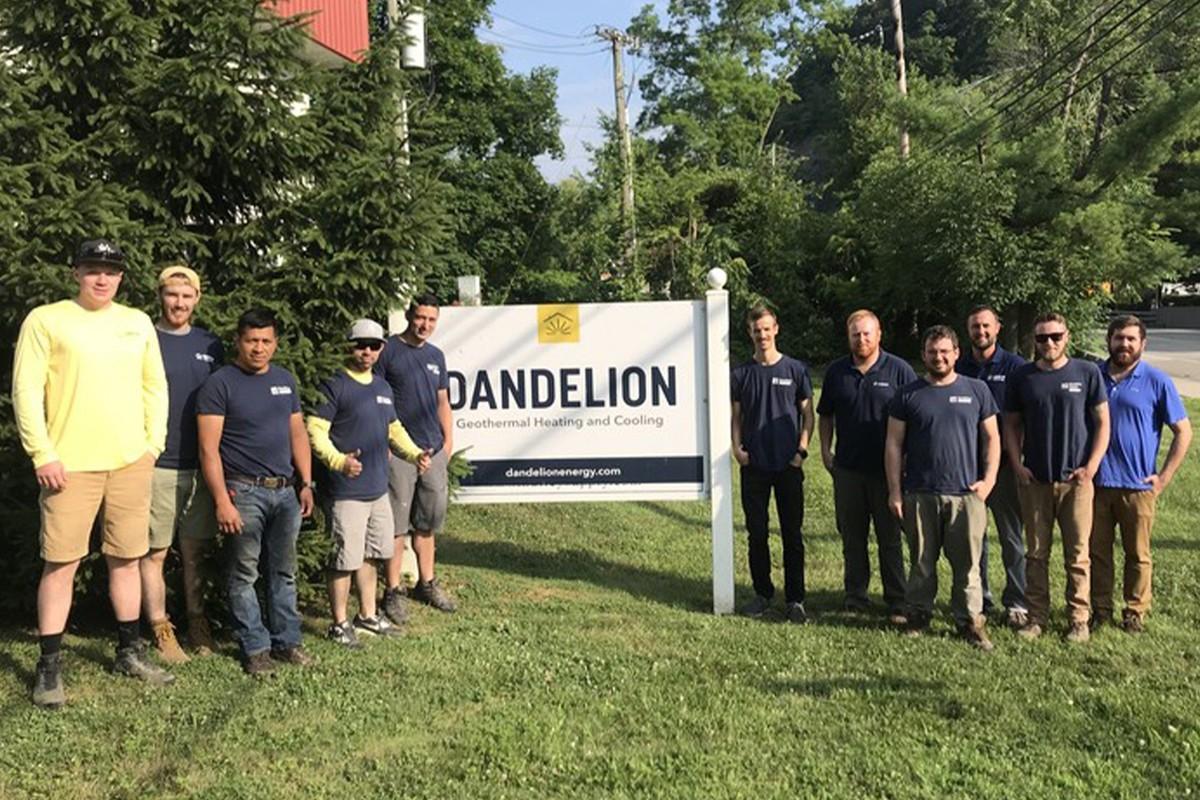 Dandelion Energy company profile