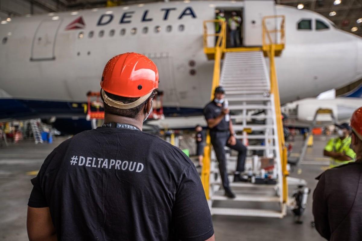 Delta Air Lines company profile