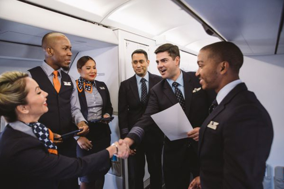 JetBlue Airways company profile