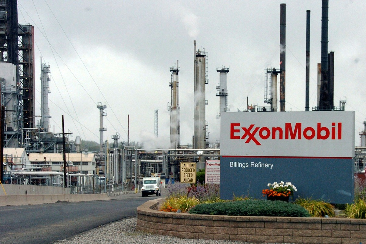ExxonMobil company profile