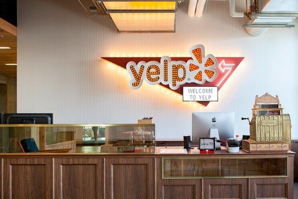 Yelp company profile
