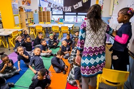 Democracy Prep Public Schools Company Image