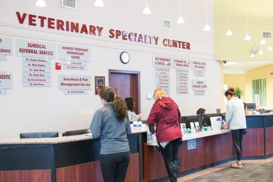 Veterinary Specialty Center company profile