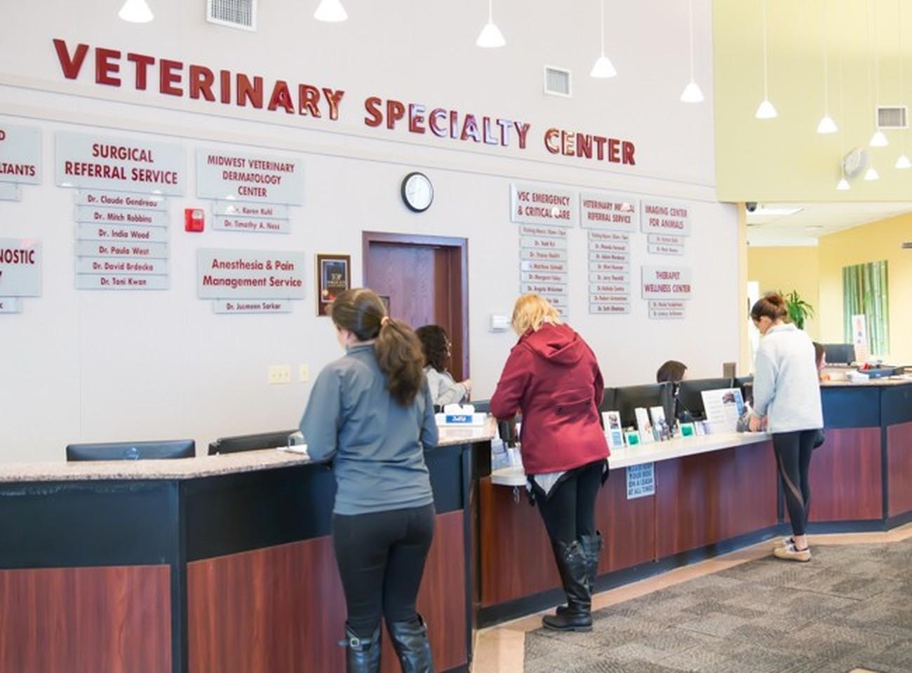 Veterinary Specialty Center Careers