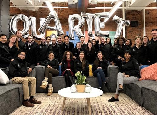 Quartet Company Image 3