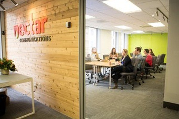 Working at Nectar Communications