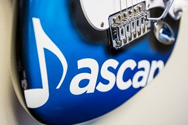 Working at ASCAP