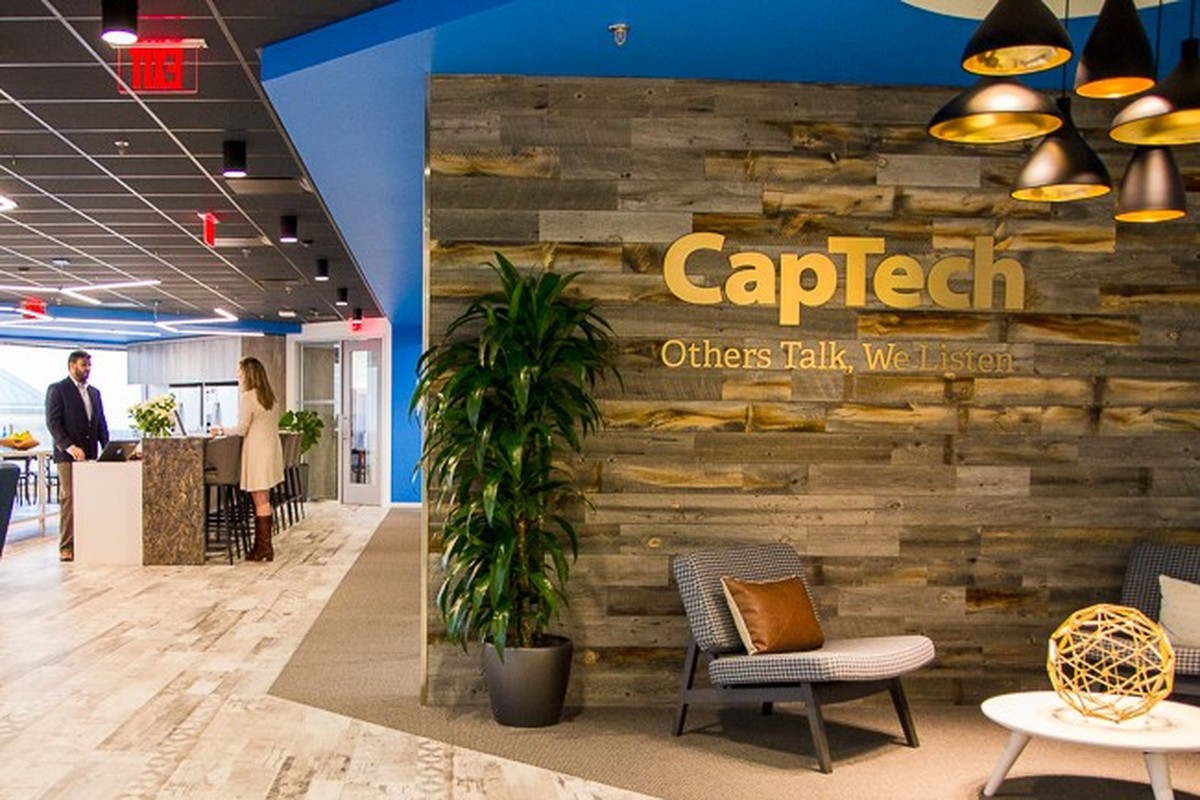 CapTech company profile