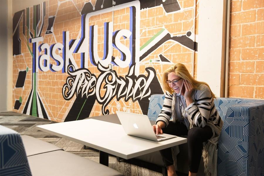TaskUs company profile
