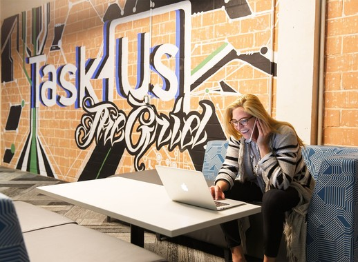 TaskUs Company Image 1