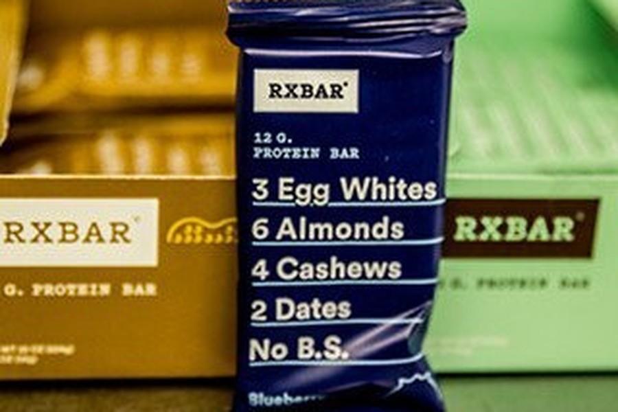 RXBAR snapshot