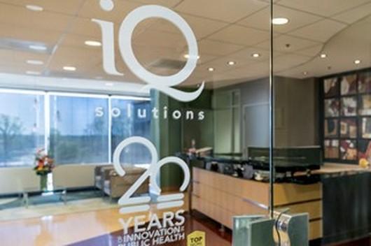 IQ Solutions Company Image