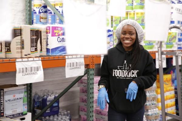 Working at FreshDirect & FoodKick