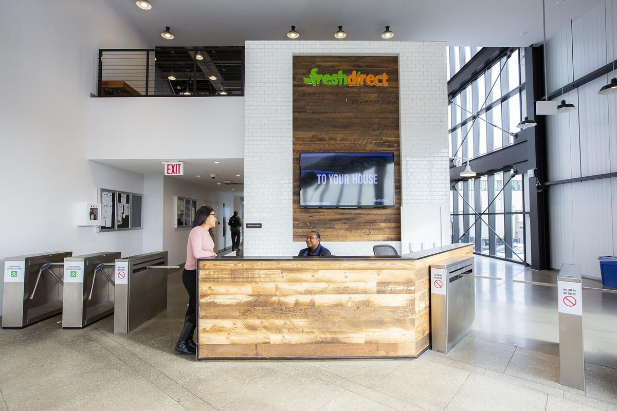 FreshDirect & FoodKick company profile