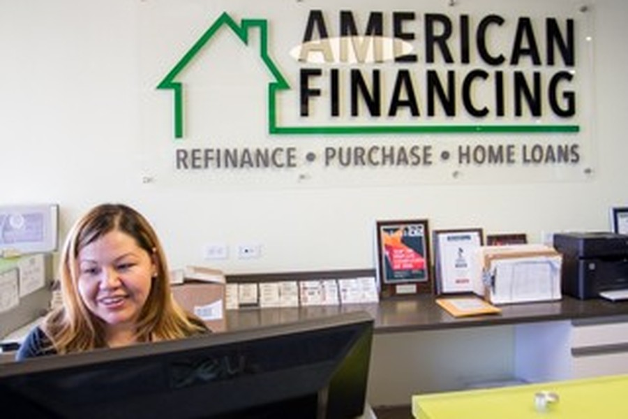 American Financing snapshot