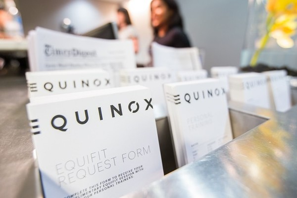 Working at Equinox