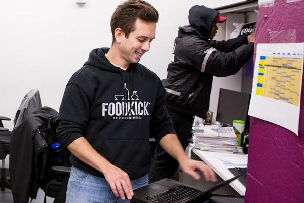 FoodKick culture