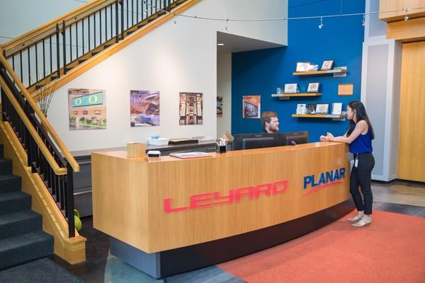 Working at Leyard and Planar