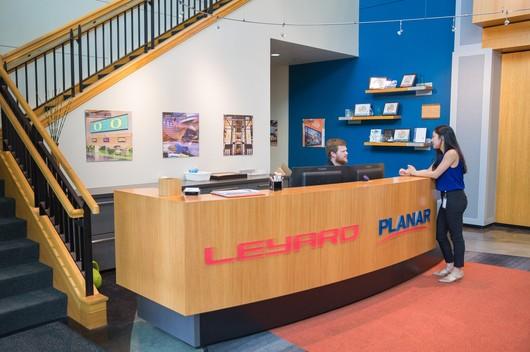 Leyard and Planar Company Image
