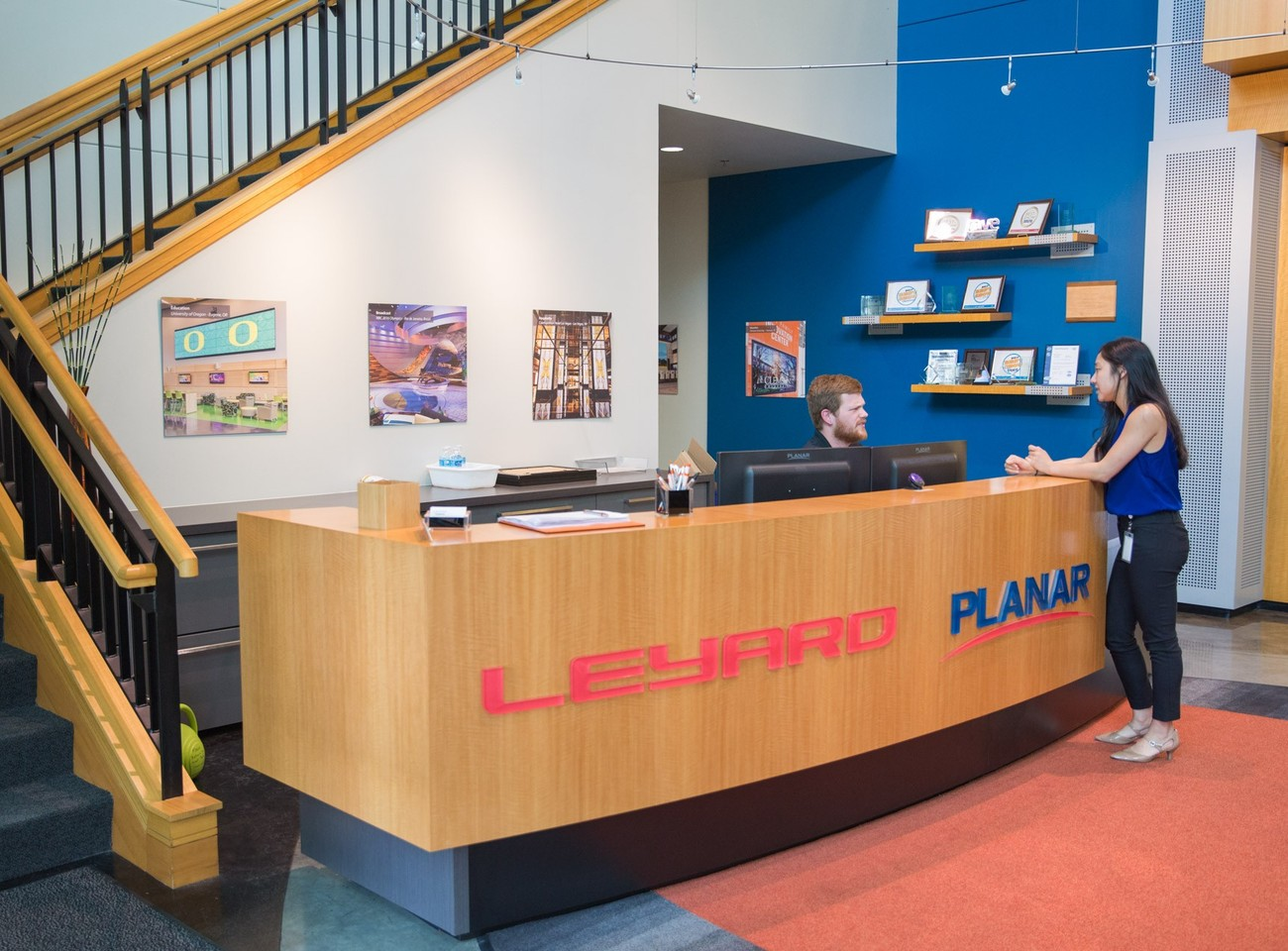 Leyard and Planar Careers