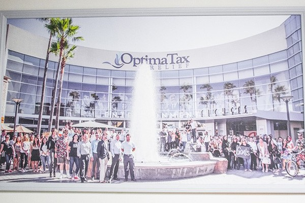 Optima Tax Relief culture