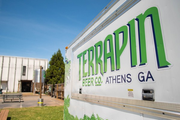 Working at Terrapin Beer