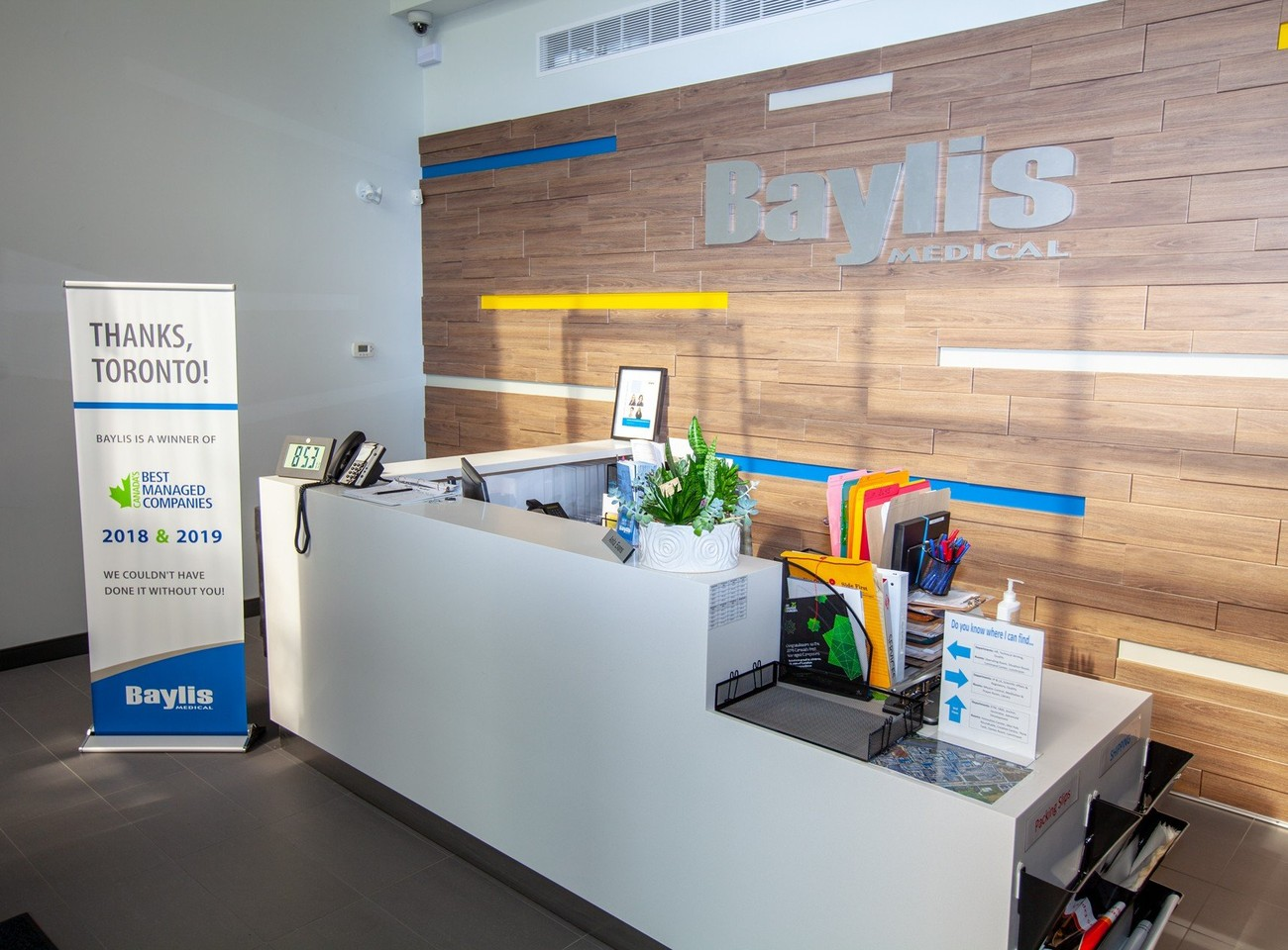Baylis Medical Careers