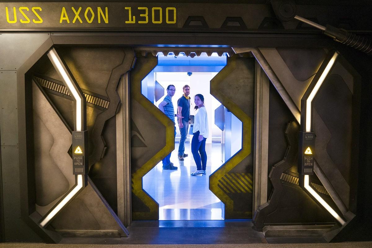Axon company profile