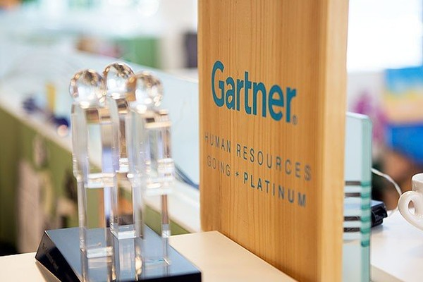 Working at Gartner