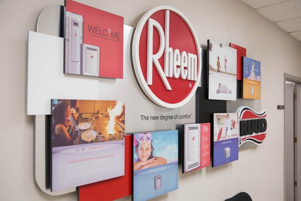 Working at Rheem