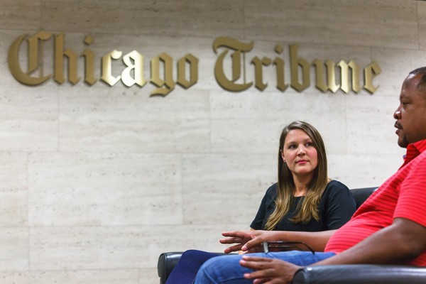 Working at Tribune Publishing