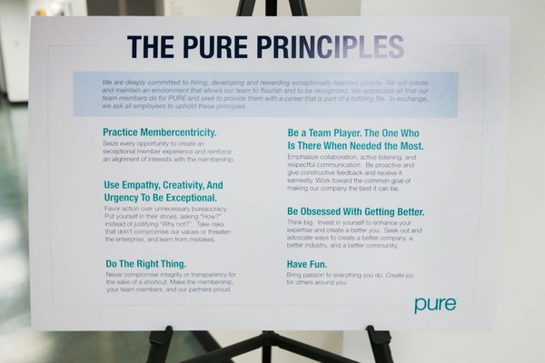 PURE Insurance culture
