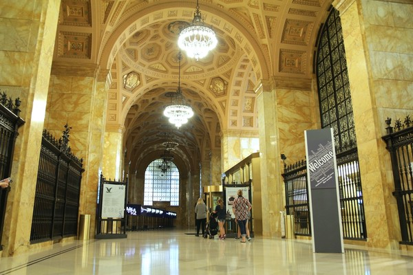 Federal Reserve Bank of Cleveland snapshot