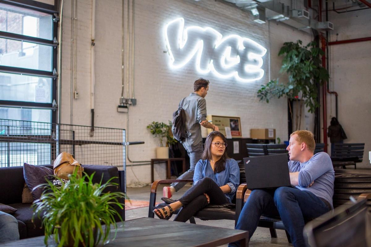 VICE Media company profile