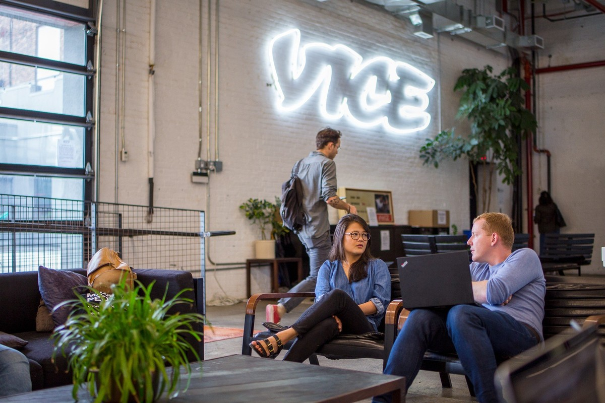 VICE Media company profile