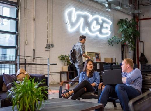 VICE Media Company Image 1