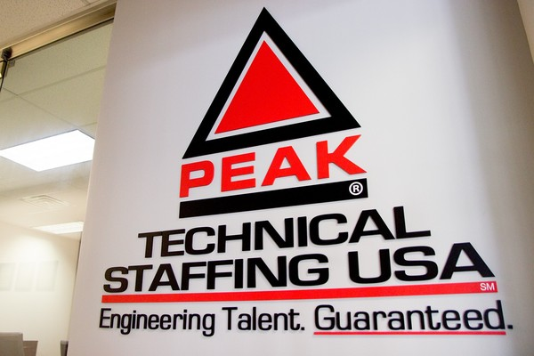 Working at PEAK Technical Staffing