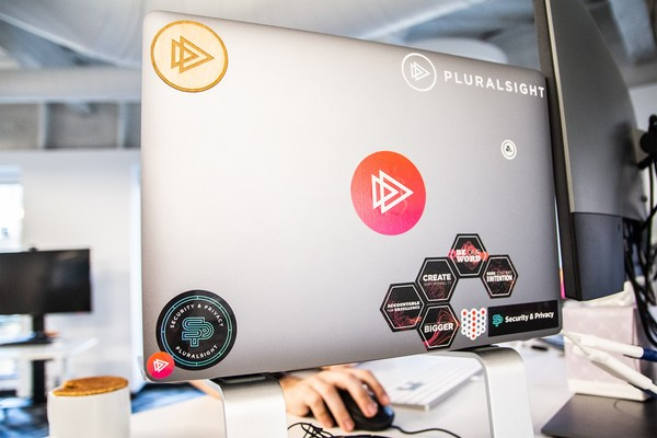 Working at Pluralsight