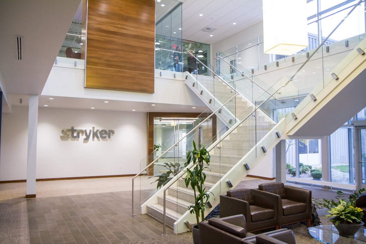 Stryker's Medical business company profile