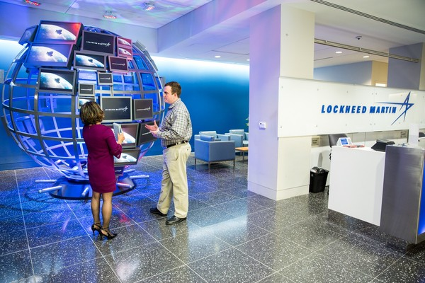Working at Lockheed Martin