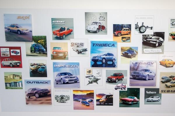 Subaru of America culture