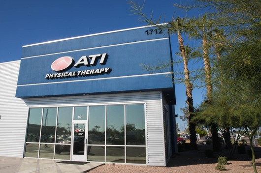 ATI Physical Therapy Company Image