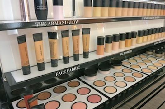 Armani Company Image