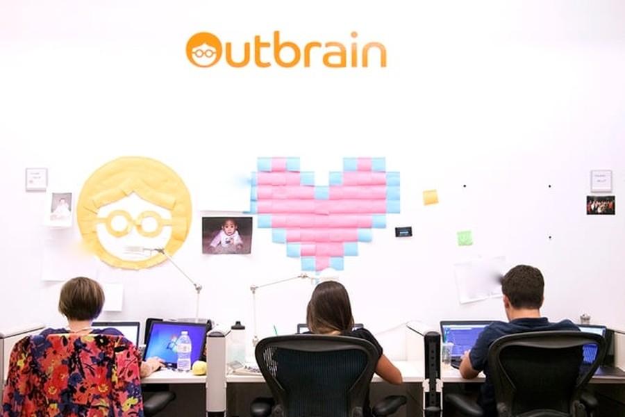 Outbrain company profile