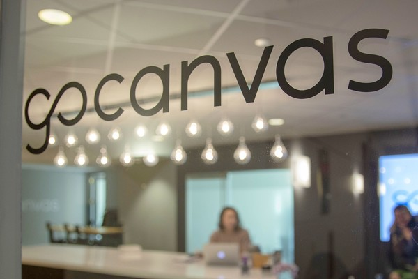 Working at GoCanvas